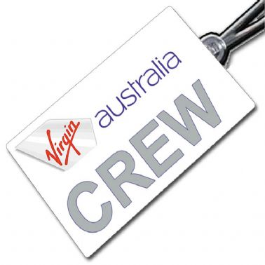 Virgin Australia LOGO tag